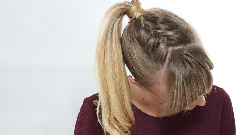 6fa80e39e245dd2c868ef95d65dda3d273f3eb60 christmas party hair braided ponytail