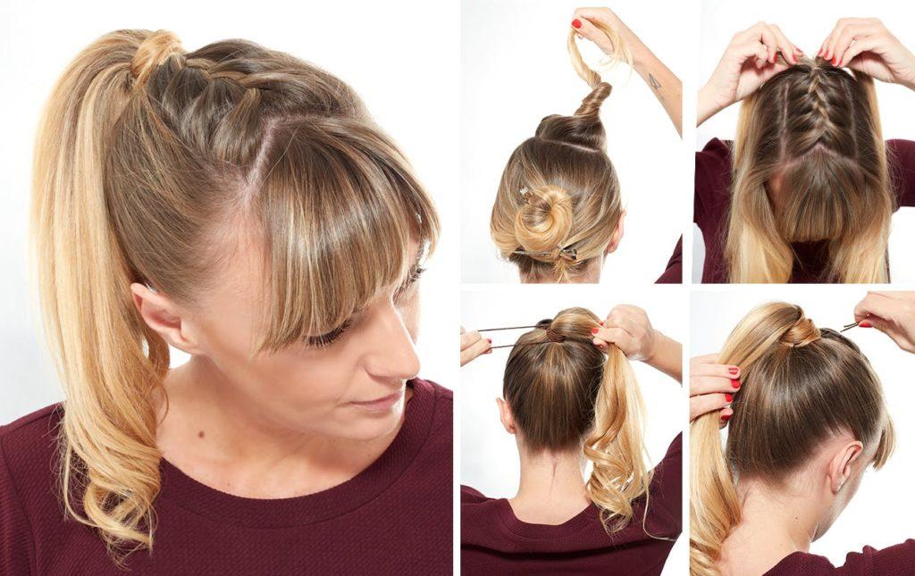 bfb798f53daa339051a7262f692b45b2b4869dc6 christmas party hair braided ponytail tutorial