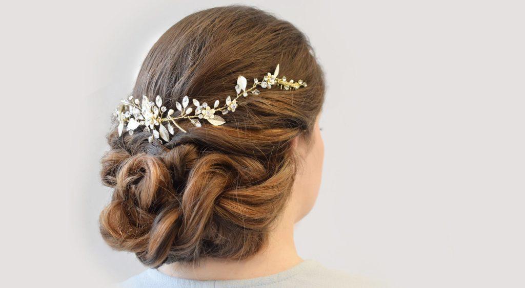 düğün saç modeli 2