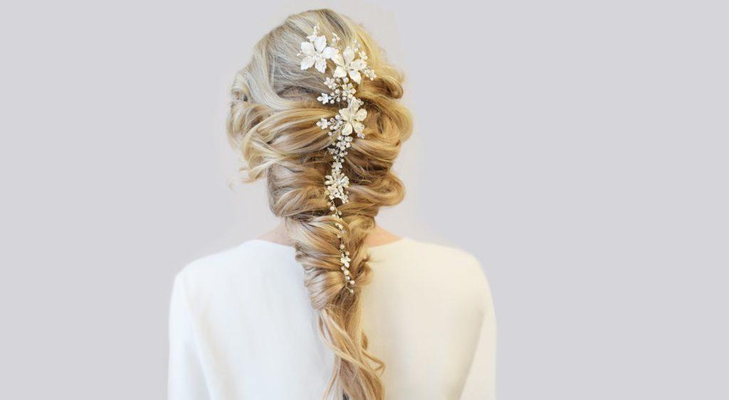 düğün saç modeli 3