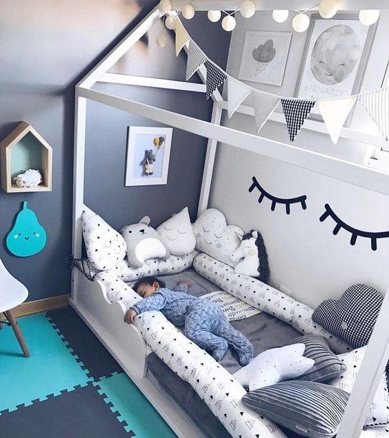 Bebek Odası Dekorasyon Önerileri 2020 12