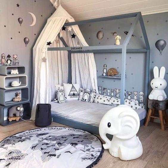 Bebek Odası Dekorasyon Önerileri 2020 13
