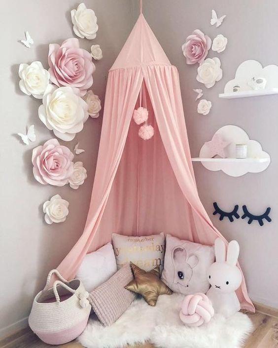 Bebek Odası Dekorasyon Önerileri 2020 16