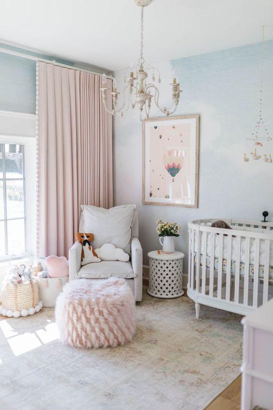 Bebek Odası Dekorasyon Önerileri 2020 20