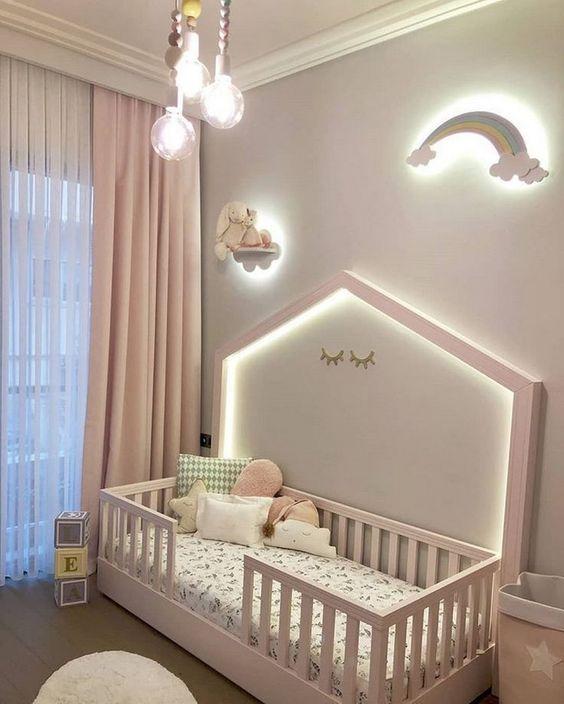 Bebek Odası Dekorasyon Önerileri 2020 22