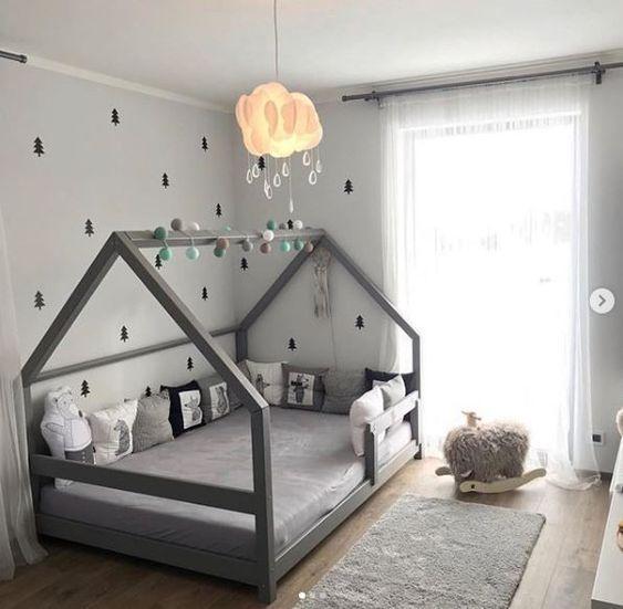 Bebek Odası Dekorasyon Önerileri 2020 24