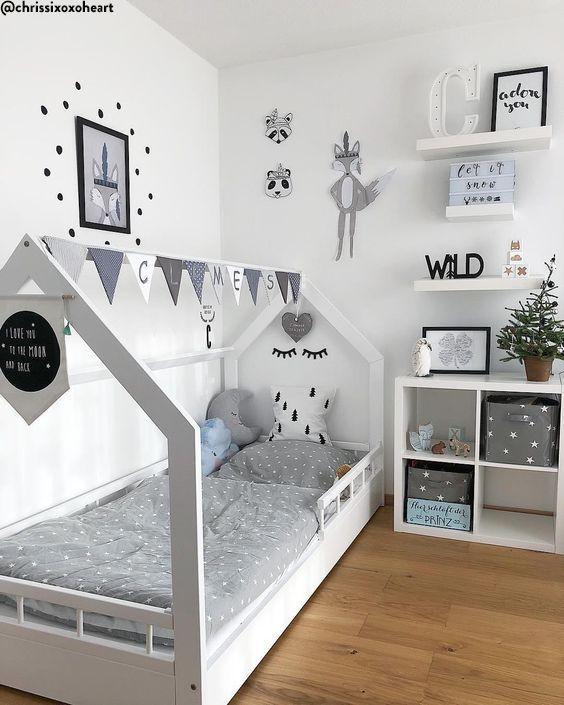 Bebek Odası Dekorasyon Önerileri 2020 25
