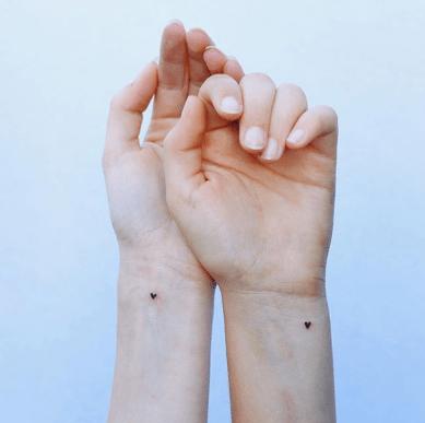 En İyi Arkadaşınızla İstediğiniz Yaratıcı Dövmeler 15