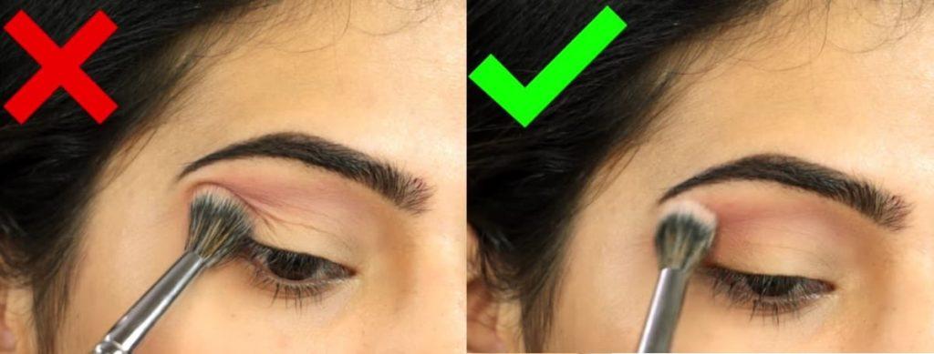 Göz Farı için Göz Makyajı İpuçları