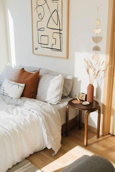 Küçük Yatak Odası Dekorasyon Fikirleri 13