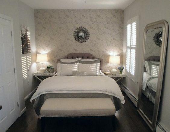 Küçük Yatak Odası Dekorasyon Fikirleri 15