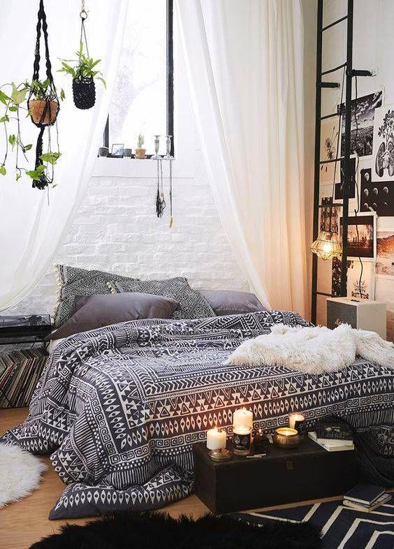 Küçük Yatak Odası Dekorasyon Fikirleri 19