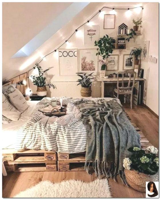 Küçük Yatak Odası Dekorasyon Fikirleri 2