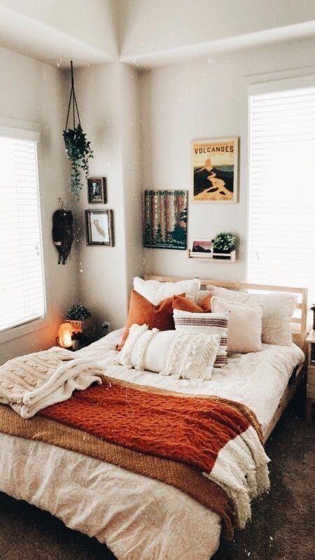 Küçük Yatak Odası Dekorasyon Fikirleri 20