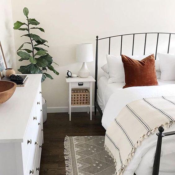 Küçük Yatak Odası Dekorasyon Fikirleri 25