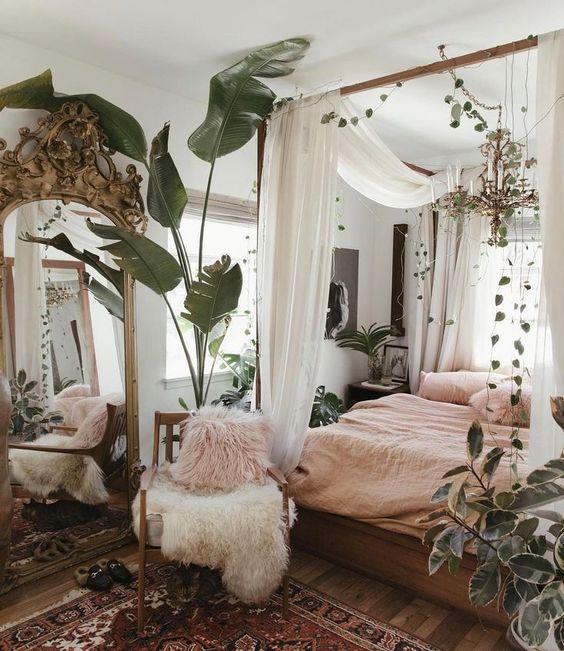 Küçük Yatak Odası Dekorasyon Fikirleri 28