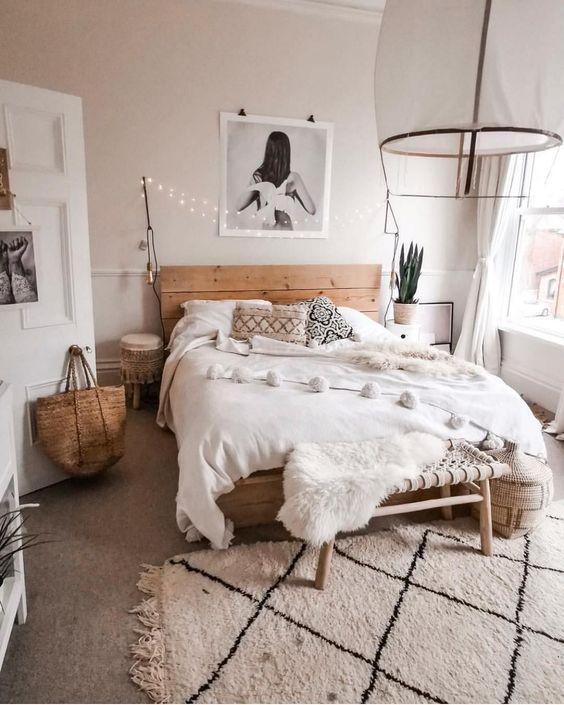 Küçük Yatak Odası Dekorasyon Fikirleri 30