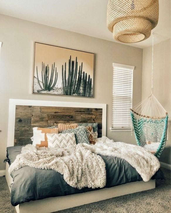 Küçük Yatak Odası Dekorasyon Fikirleri 7