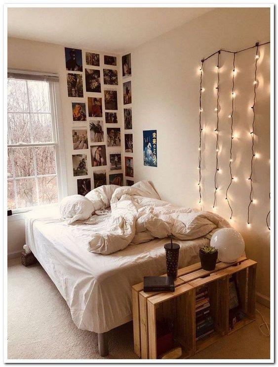 Küçük Yatak Odası Dekorasyon Fikirleri 8
