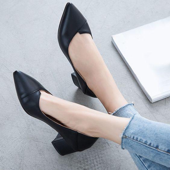 Kadınlar için en iyi Office Ayakkabı Seçimi Nasıl olur 14