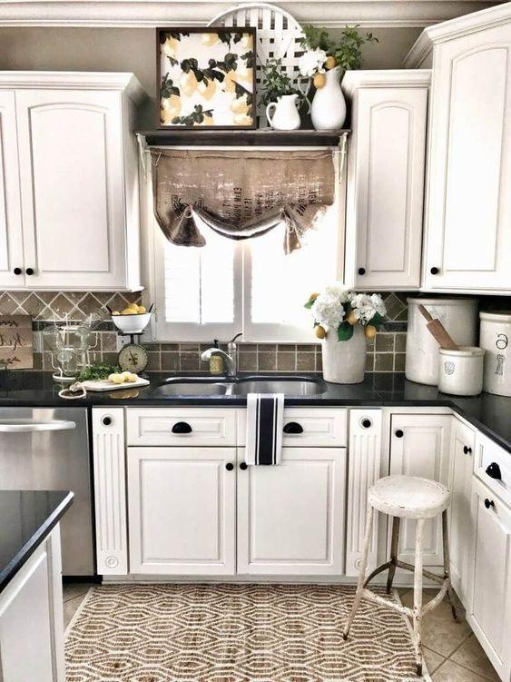 Mutfak Dekorasyonu Fikirleri 11