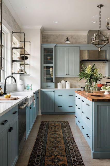 Mutfak Dekorasyonu Fikirleri 12