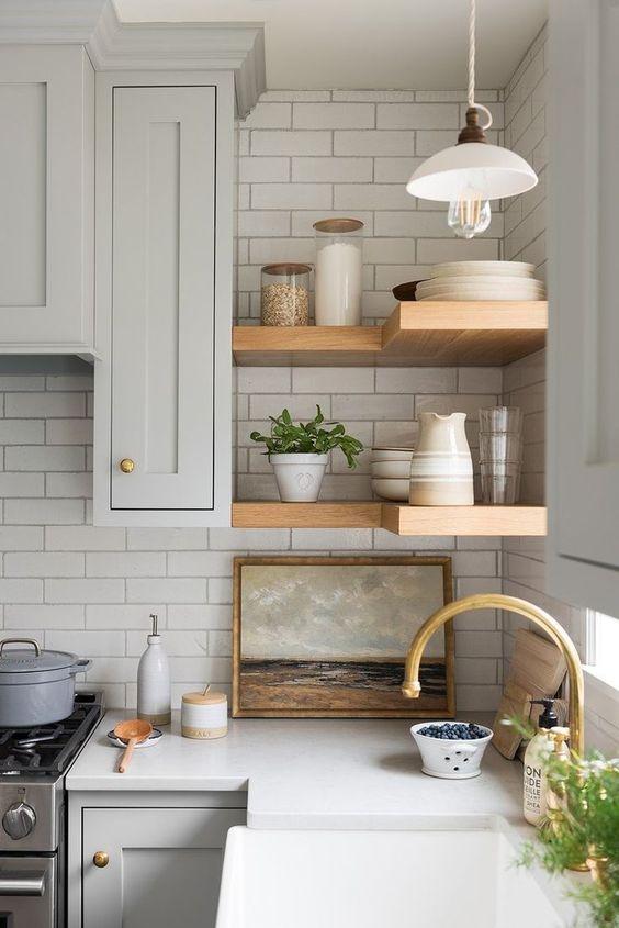 Mutfak Dekorasyonu Fikirleri 14