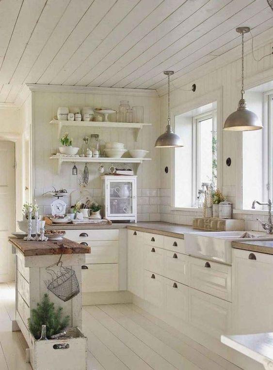 Mutfak Dekorasyonu Fikirleri 16