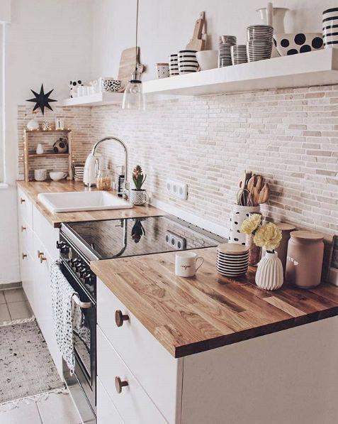 Mutfak Dekorasyonu Fikirleri 17