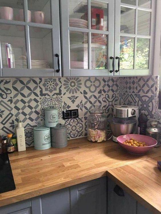 Mutfak Dekorasyonu Fikirleri 2