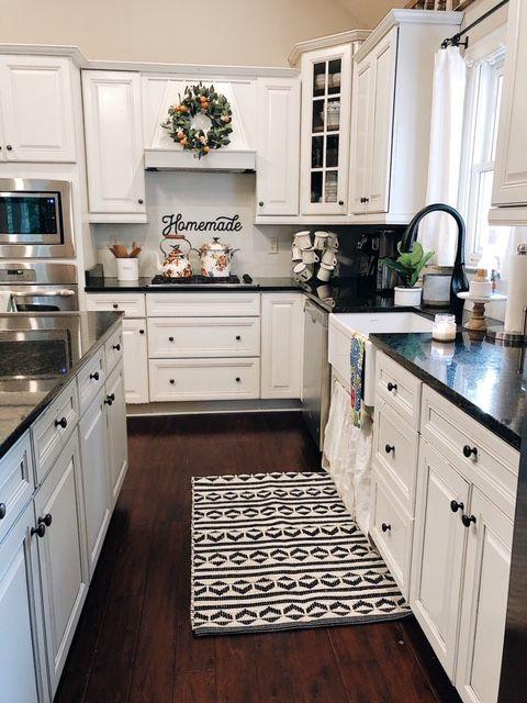 Mutfak Dekorasyonu Fikirleri 22