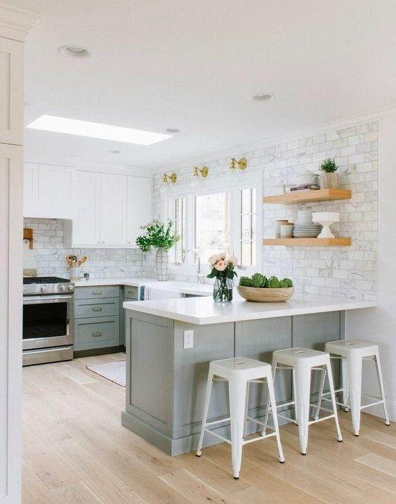 Mutfak Dekorasyonu Fikirleri 8