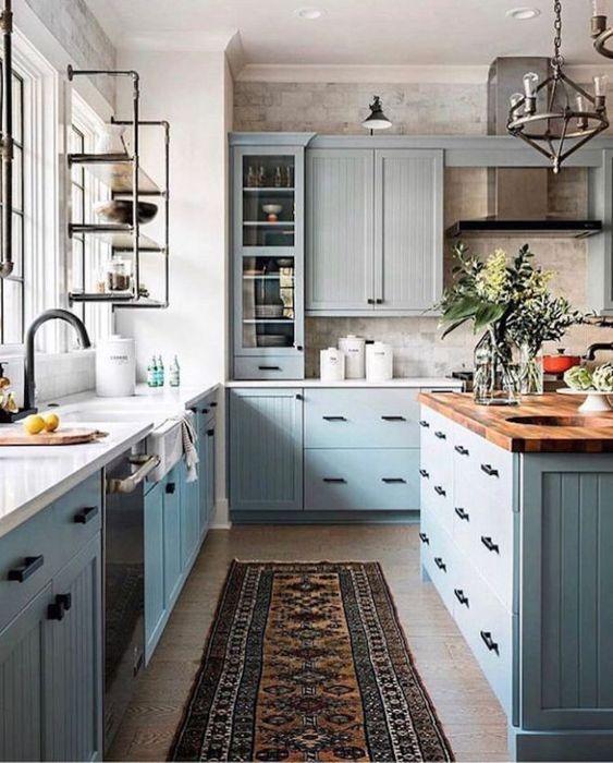Mutfak Dekorasyonu Fikirleri 9