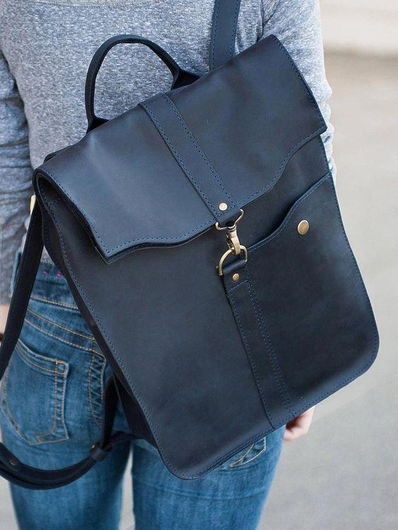 Sırt çantaları Stiliniz için ipuçları 11