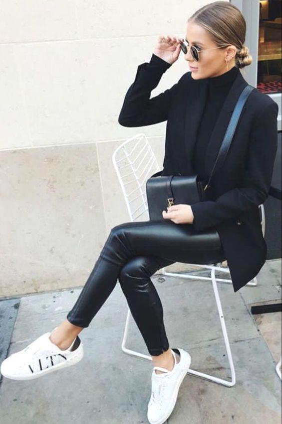 Stil İpuçları Siyah Blazer Ceket 13