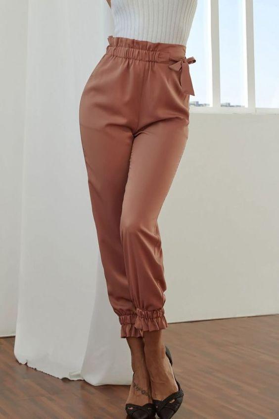 Vücut tipine uygun pantolon 11