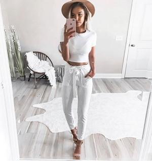 Vücut tipine uygun pantolon 25