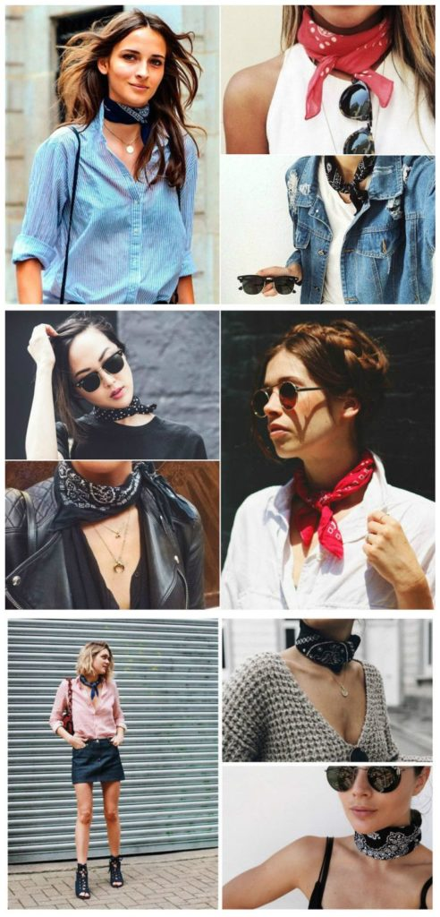 bandana modelleri 6