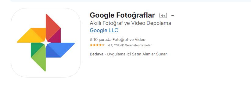 google fotograaflar