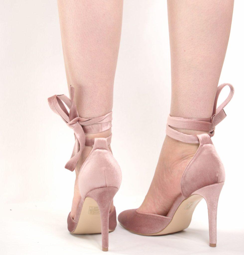 kadife ayakkabı modellei 1
