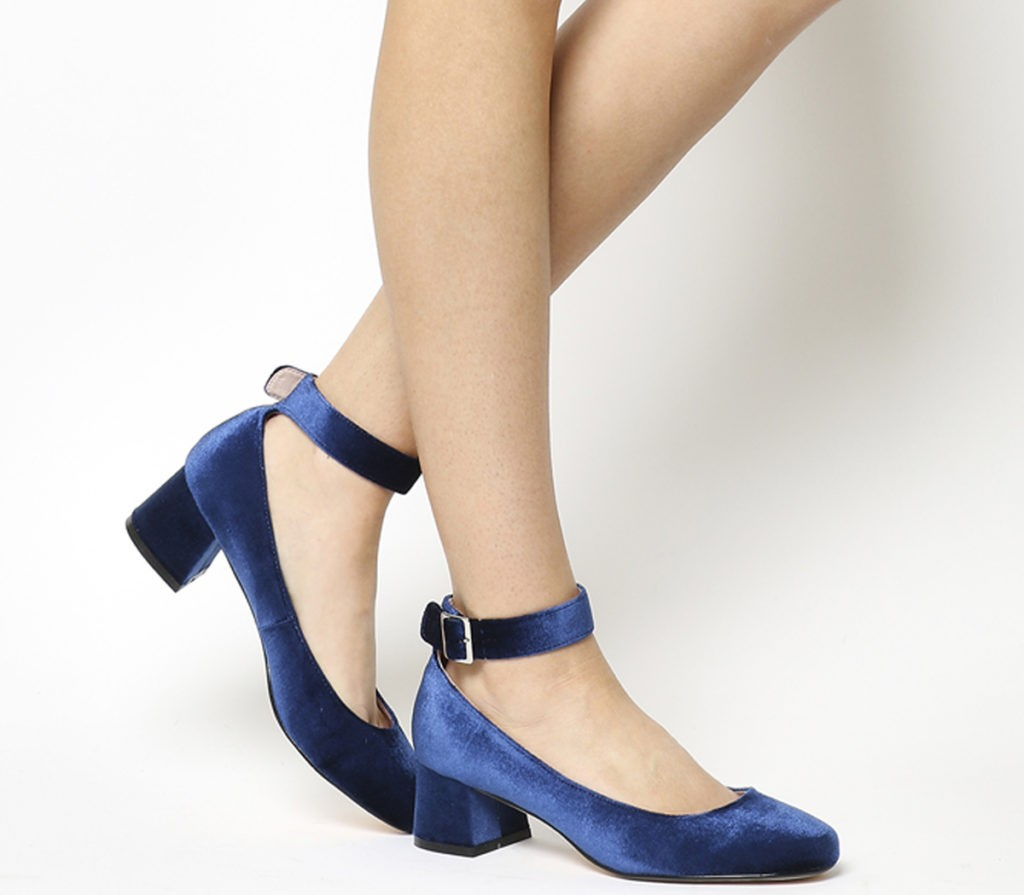 kadife ayakkabı modellei 2