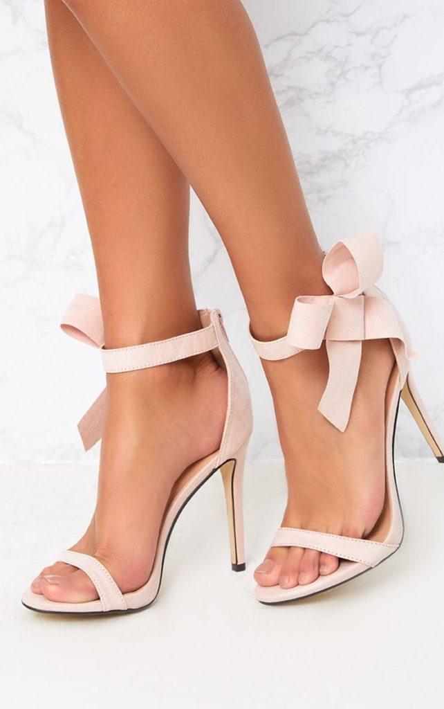 kadife topuklu ayakkabı 5