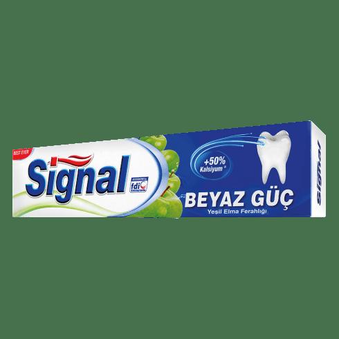 signal beyaz guc yesi̇l elma ferahligi 100ml