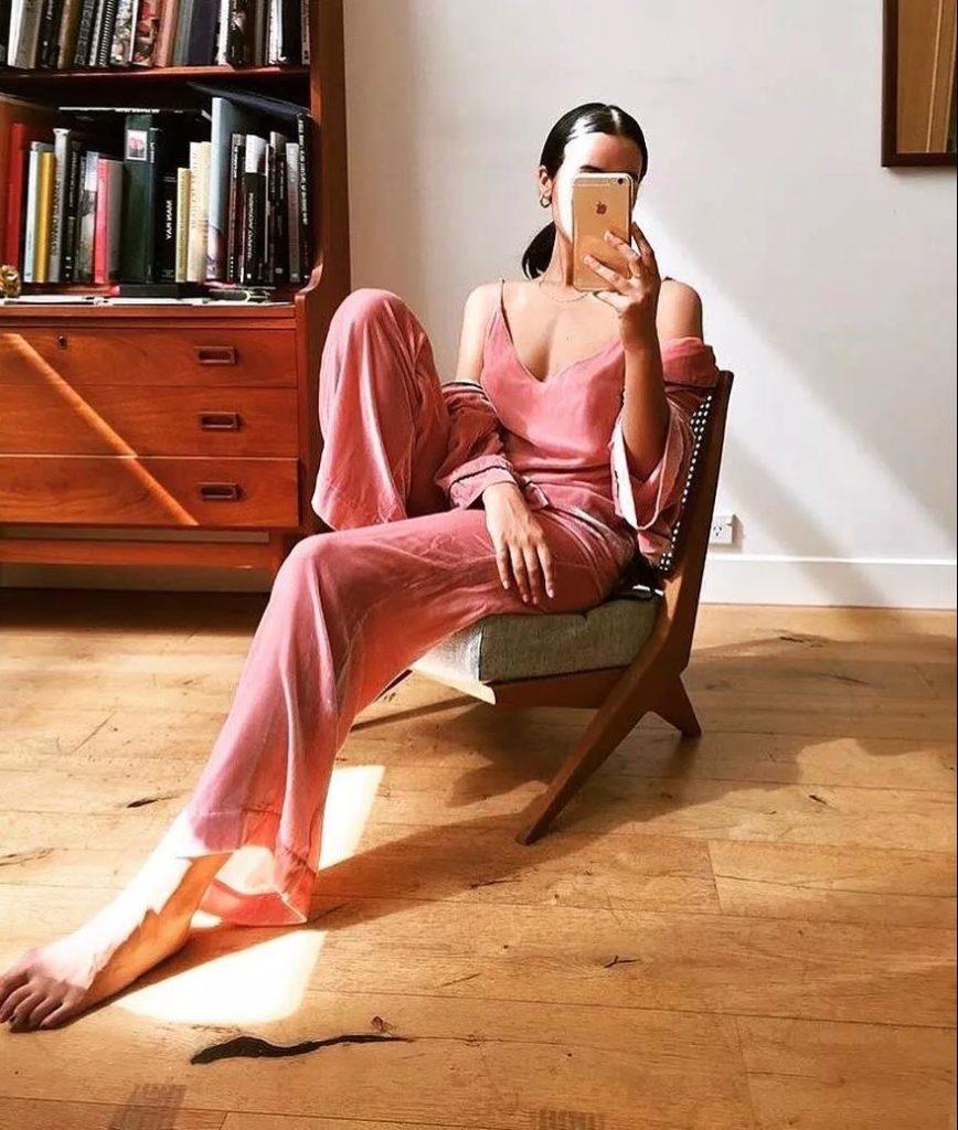 lkbahar ve Yaz için Rahat ve Şık Pijama modelleri 11