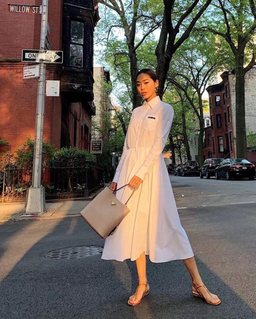 18 Adet Beyaz Elbiseler modelleri 14