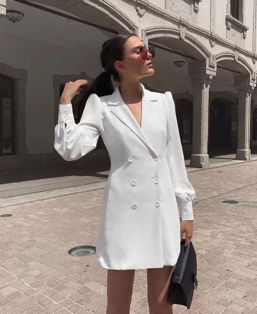 18 Adet Beyaz Elbiseler modelleri 15