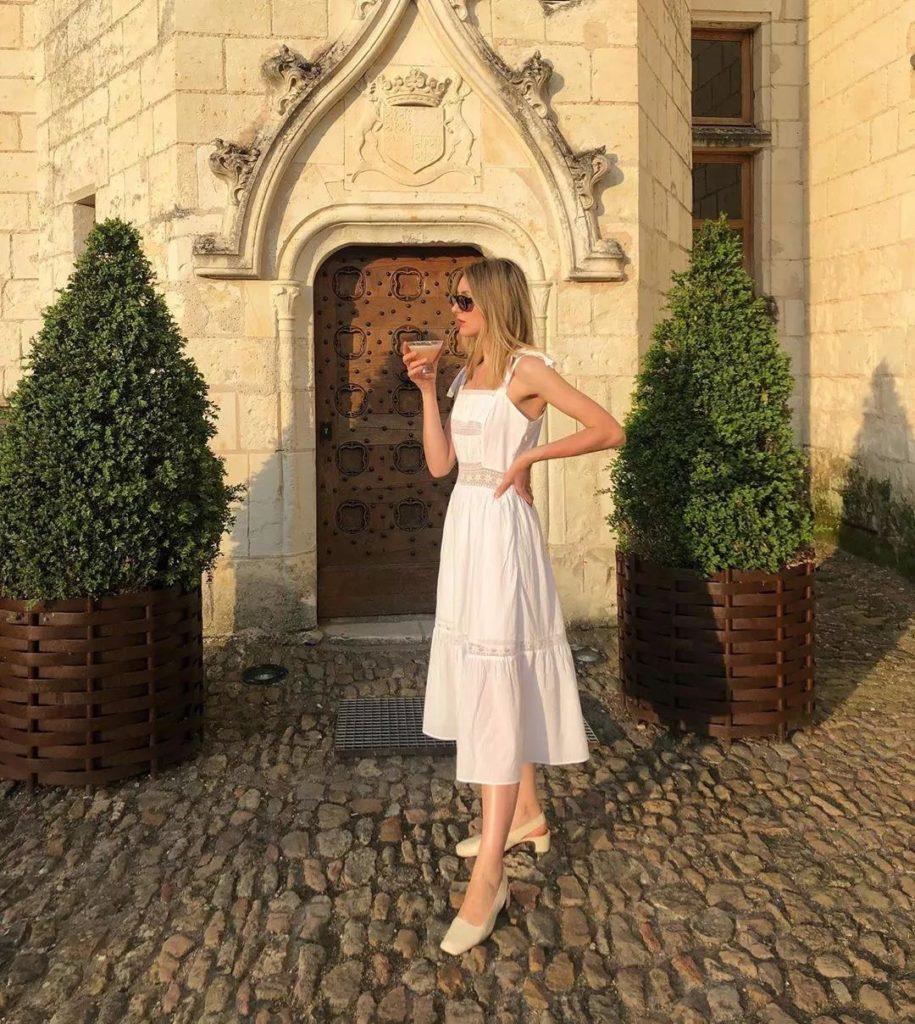 18 Adet Beyaz Elbiseler modelleri 8