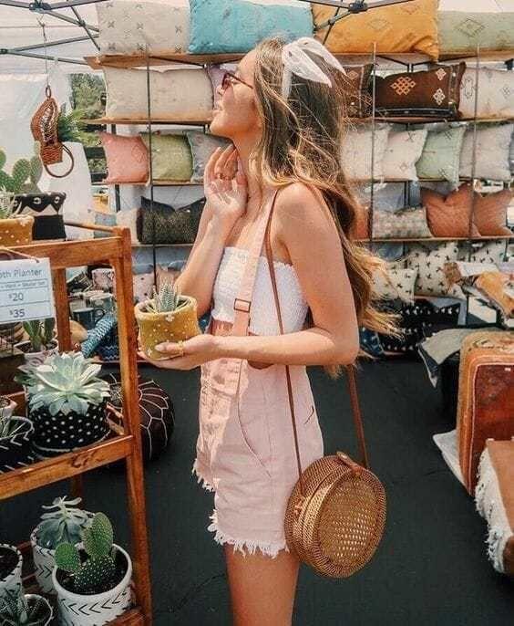 2020 için 20 Trend ve Şık Plaj Kıyafetleri Fikirler 19