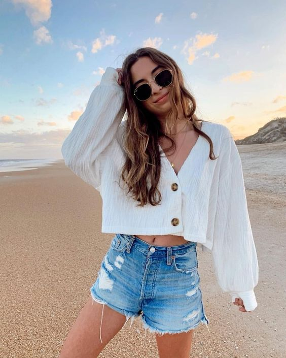 2020 için 20 Trend ve Şık Plaj Kıyafetleri Fikirler 5