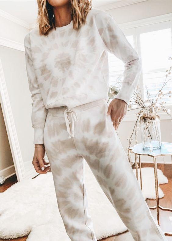 2020 için 26 Rahat ve Sevimli Ev Giyimleri 1